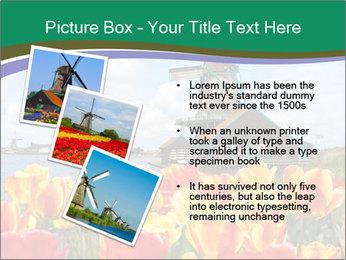 Traditional Dutch windmills PowerPoint Template - Slide 17
