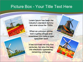 Traditional Dutch windmills PowerPoint Template - Slide 24