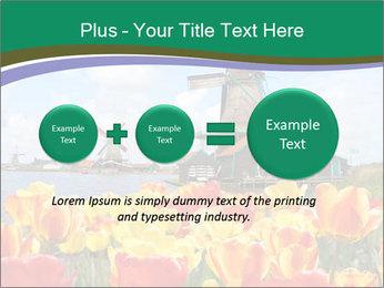 Traditional Dutch windmills PowerPoint Template - Slide 75
