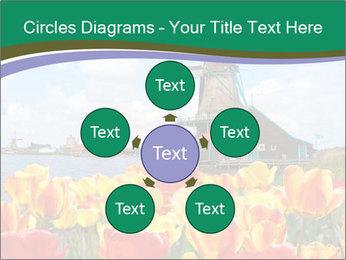 Traditional Dutch windmills PowerPoint Template - Slide 78