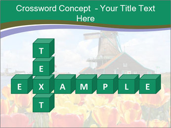 Traditional Dutch windmills PowerPoint Template - Slide 82