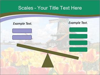 Traditional Dutch windmills PowerPoint Template - Slide 89