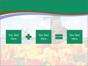 Traditional Dutch windmills PowerPoint Template - Slide 95