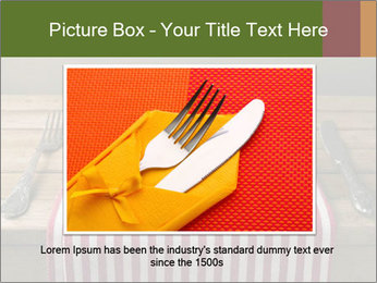 Table arrangement PowerPoint Template - Slide 15