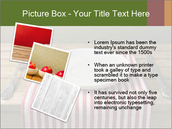 Table arrangement PowerPoint Template - Slide 17