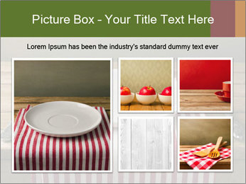 Table arrangement PowerPoint Template - Slide 19