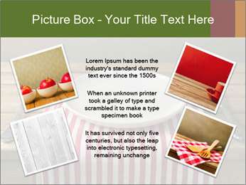 Table arrangement PowerPoint Template - Slide 24