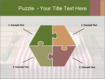 Table arrangement PowerPoint Template - Slide 40