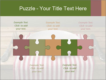 Table arrangement PowerPoint Template - Slide 41