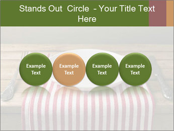 Table arrangement PowerPoint Template - Slide 76