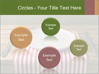 Table arrangement PowerPoint Template - Slide 77