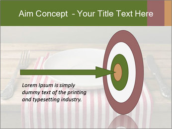 Table arrangement PowerPoint Template - Slide 83