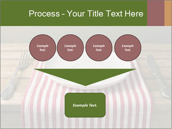 Table arrangement PowerPoint Template - Slide 93