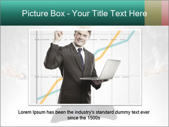 Yoga businessman PowerPoint Template - Slide 15