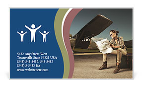 0000092755 Business Card Template