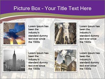 Manhattan Skyline PowerPoint Template - Slide 14