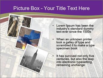 Manhattan Skyline PowerPoint Template - Slide 17