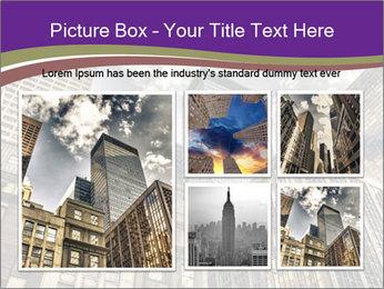 Manhattan Skyline PowerPoint Template - Slide 19