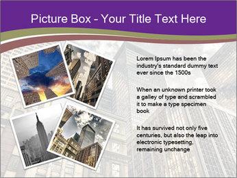 Manhattan Skyline PowerPoint Template - Slide 23