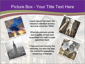Manhattan Skyline PowerPoint Template - Slide 24