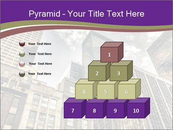 Manhattan Skyline PowerPoint Template - Slide 31