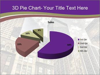 Manhattan Skyline PowerPoint Template - Slide 35