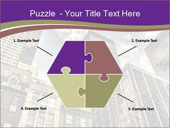 Manhattan Skyline PowerPoint Template - Slide 40