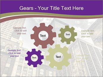 Manhattan Skyline PowerPoint Template - Slide 47