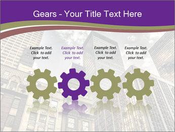 Manhattan Skyline PowerPoint Template - Slide 48