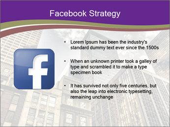 Manhattan Skyline PowerPoint Template - Slide 6