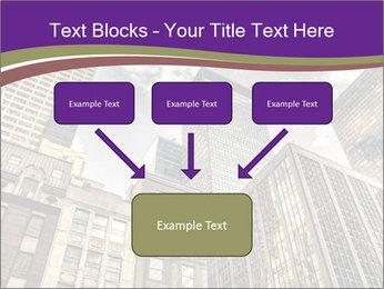 Manhattan Skyline PowerPoint Template - Slide 70