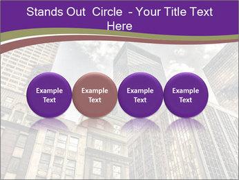 Manhattan Skyline PowerPoint Template - Slide 76