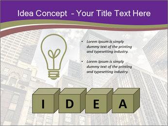 Manhattan Skyline PowerPoint Template - Slide 80