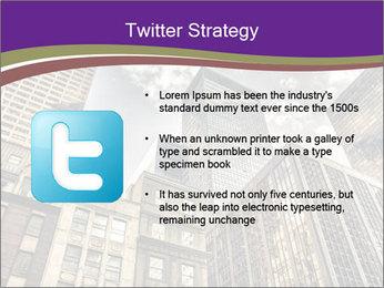 Manhattan Skyline PowerPoint Template - Slide 9