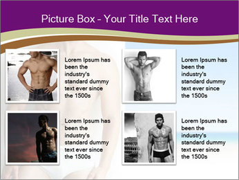 Sexy portrait PowerPoint Template - Slide 14