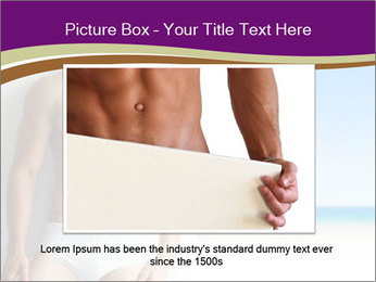 Sexy portrait PowerPoint Template - Slide 16