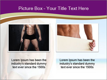 Sexy portrait PowerPoint Template - Slide 18
