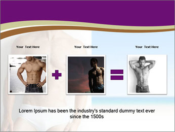Sexy portrait PowerPoint Template - Slide 22