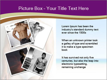 Sexy portrait PowerPoint Template - Slide 23