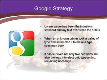Baseball glove PowerPoint Template - Slide 10