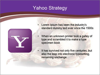 Baseball glove PowerPoint Template - Slide 11