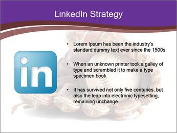Baseball glove PowerPoint Template - Slide 12