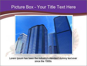 Baseball glove PowerPoint Template - Slide 16