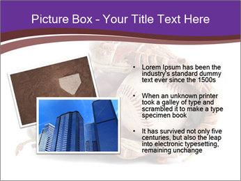 Baseball glove PowerPoint Template - Slide 20