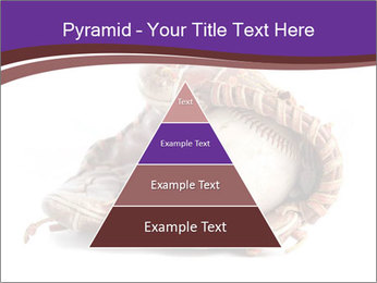 Baseball glove PowerPoint Template - Slide 30