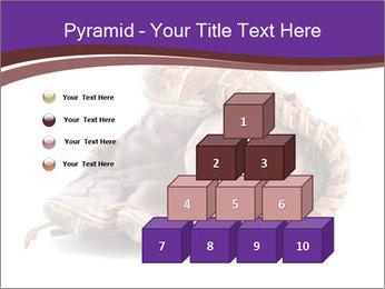 Baseball glove PowerPoint Template - Slide 31