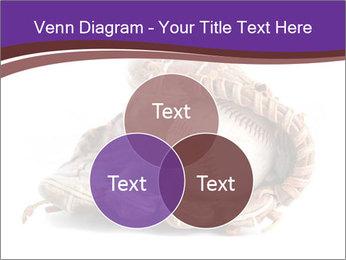 Baseball glove PowerPoint Template - Slide 33