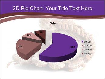 Baseball glove PowerPoint Template - Slide 35