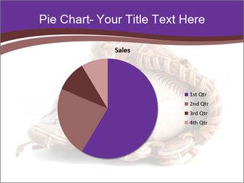 Baseball glove PowerPoint Template - Slide 36