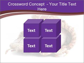 Baseball glove PowerPoint Template - Slide 39